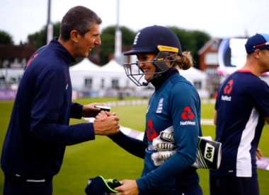 Sarah Taylor to miss Women's World T20 as she battles anxiety