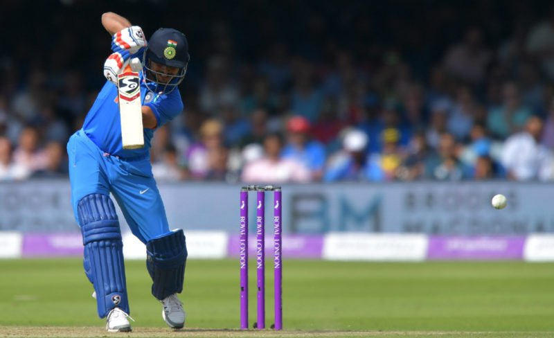 Suresh Raina has been dropped in favour of younger middle-order batsmen