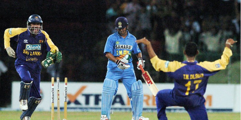 Sri Lanka beat India in the final to clinch the Asia Cup in 2004