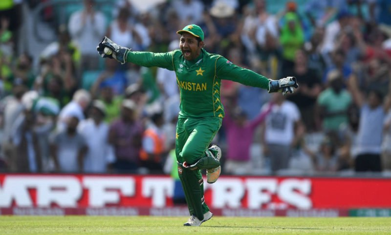 Sarfaraz Ahmed famously led Pakistan to the Champions Trophy title in 2017