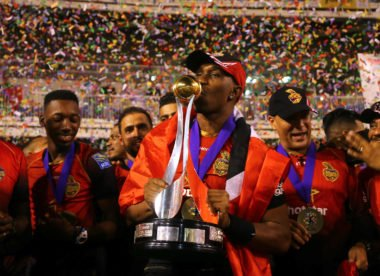 'Unbelievable' – Trinbago Knight Riders celebrate third CPL title win