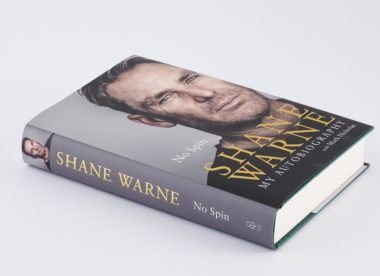Win! 'No Spin' – Shane Warne's new autobiography with Mark Nicholas