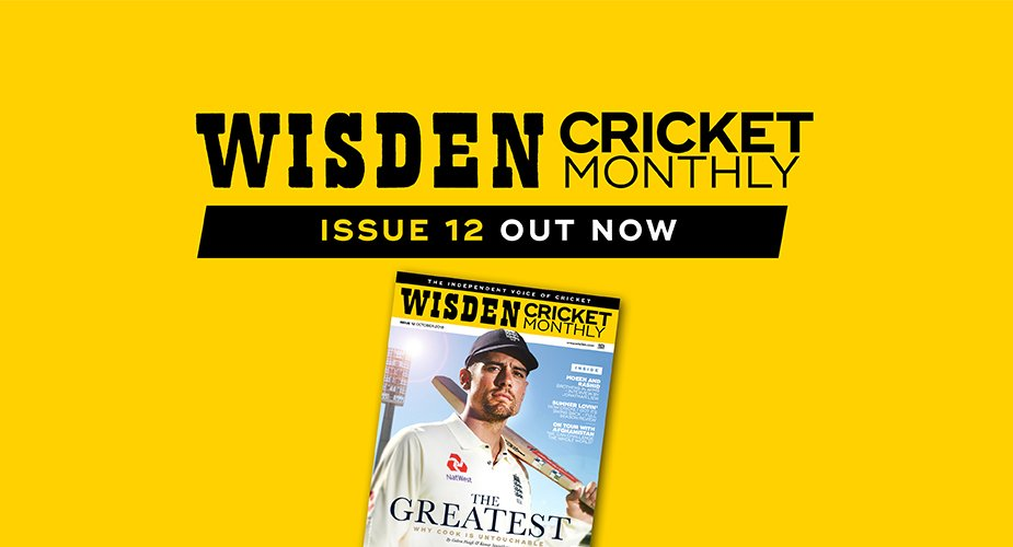 Wisden Cricket Monthly issue 12