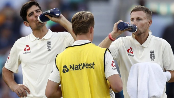 England v India, fifth Test: day three in five moments