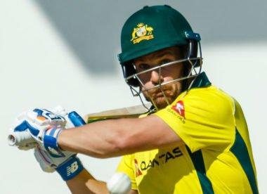 Aaron Finch to lead Australia in T20I series against Pakistan
