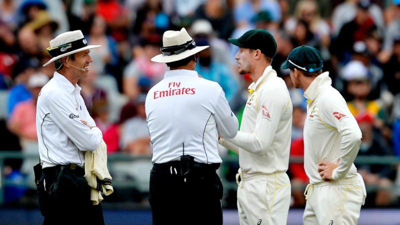 Cameron Bancroft, David Warner and Steve Smith were banned for their roles in the ball-tampering scandal
