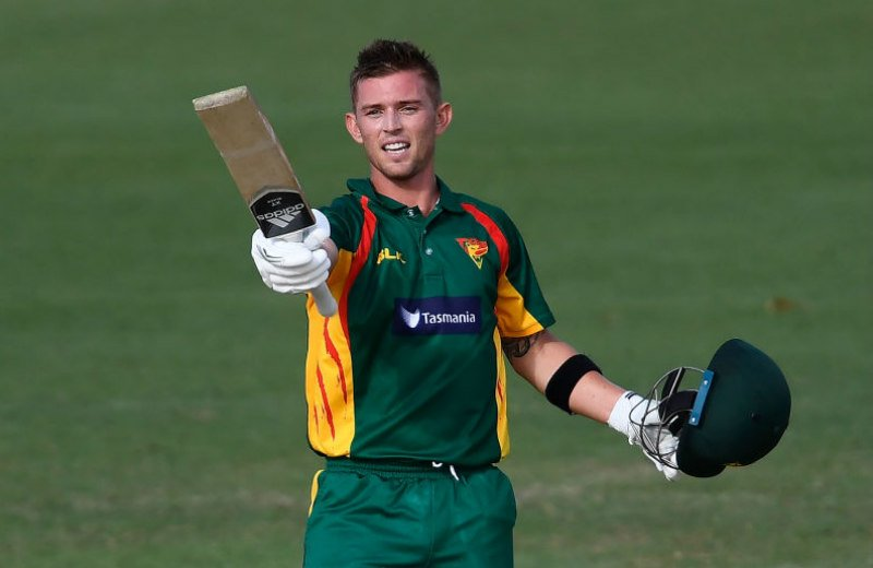 """""""He's performed well in the BBL, and he's an outstanding young bloke"""""""