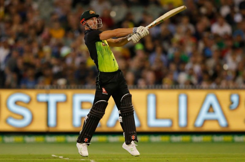 Chris Lynn has recovered well from shoulder injury