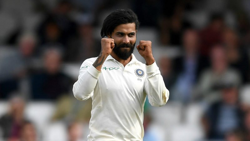 Jadeja, the local boy, has had a lot of success in Rajkot over the years