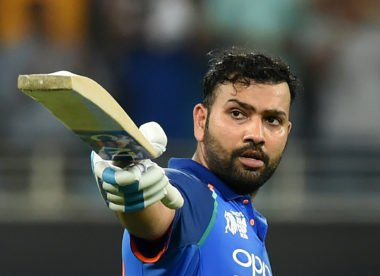 'Never thought about getting them' – Rohit Sharma on his collection of ODI double centuries
