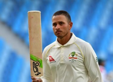 Usman Khawaja left out of Australia's central contracts list