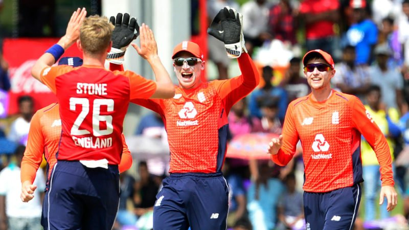 """""""He bowled with an extra yard of pace and a great attitude"""" – Morgan on Stone"""