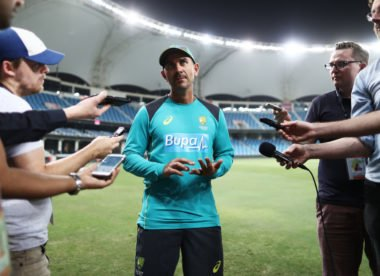 'He's doing everything we're asking of him' – Langer on Khawaja