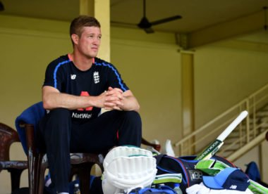 Jennings in England squad for final West Indies Test
