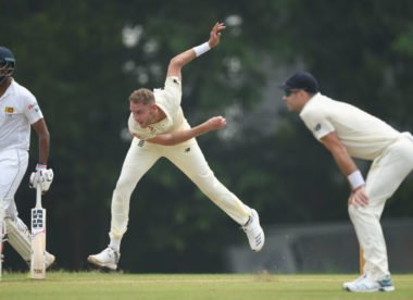 Broad place under threat after toothless England warm-up display