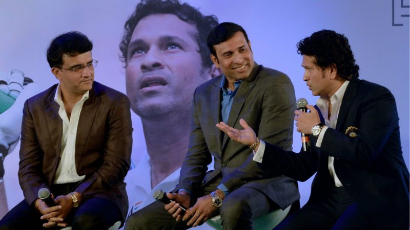 Ganguly, Laxman and Tendulkar were tasked with appointing the next Indian team coach after Anil Kumbles ouster