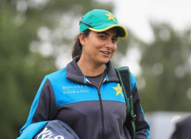 Sana Mir rises to the top of the women's ODI bowling rankings