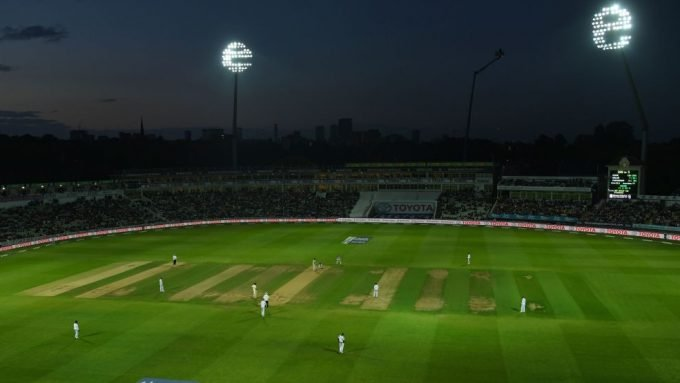 Edgbaston turns into testing centre as UK's battle against Covid-19 intensifies