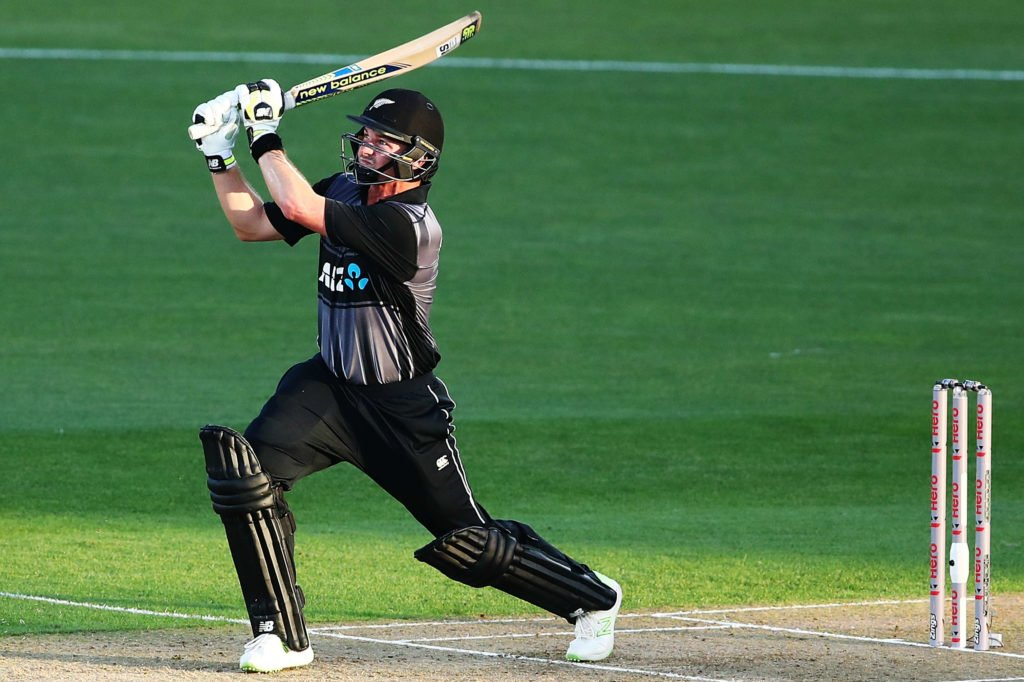 Colin Munro is the ideal foil for Finch