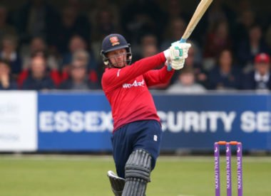 Wheater commits to Essex