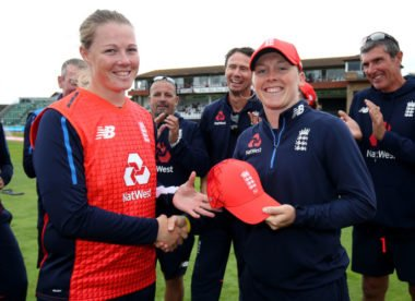 Knight & Shrubsole among most recognisable UK female athletes