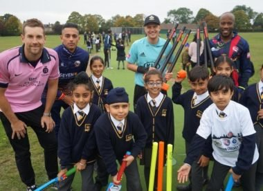 Massive boost for grassroots cricket in London