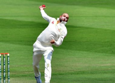Nathan Lyon becomes fourth-highest wicket-taker for Australia in Tests