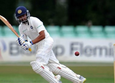 Prithvi Shaw becomes fourth youngest to hit century on Test debut
