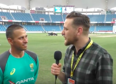 'I was cooked in the second session' - Usman Khawaja