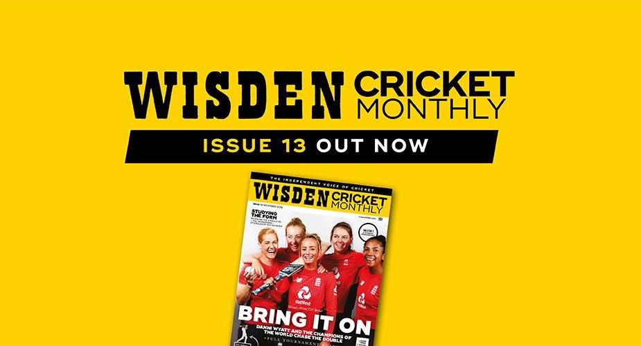 Wisden Cricket Monthly issue 13