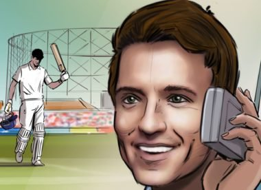 Greg James: 'I couldn't have missed this for anything'