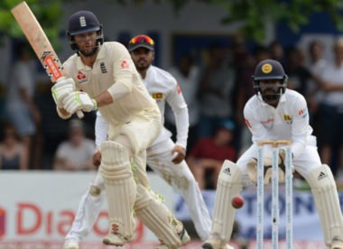 Foakes fifty on debut rescues England to open up selection headache