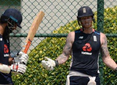 England name unchanged XI; Stokes to bat No.3