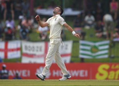 Why Anderson feels 'a bit of a spare part' on England's tour of Sri Lanka