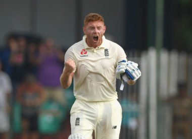 Fiery Bairstow thrilled with comeback ton after being 'castigated' for injury