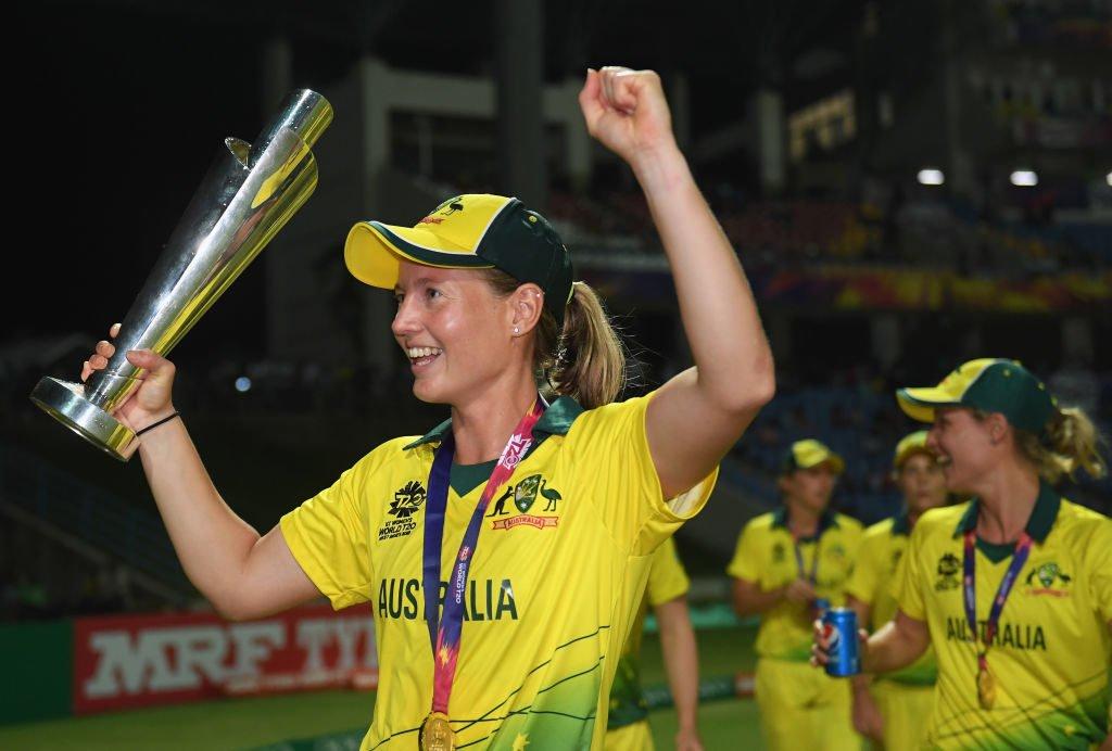 Australia are five-time World Twenty20 champions