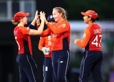 Women's World T20: England seal opening win against Bangladesh