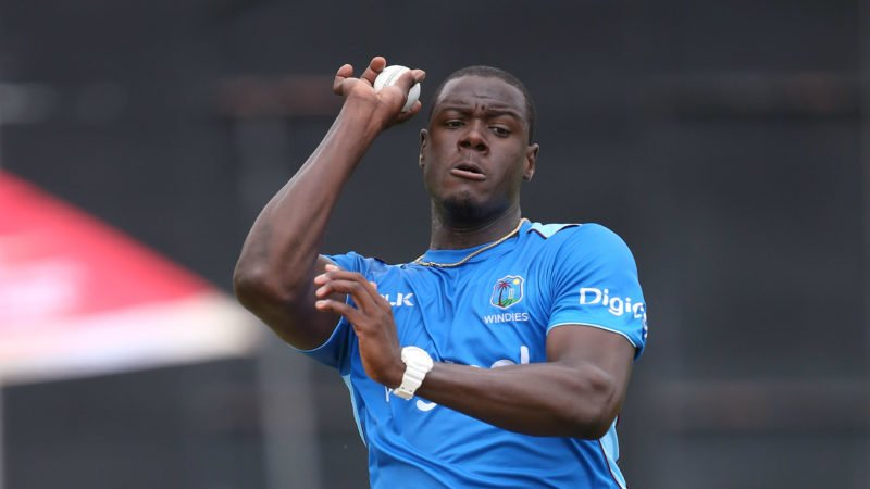 """""""It's a young bunch of guys who want to be fearless and understand the privilege to represent Windies"""""""