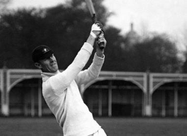 Victor Trumper 'put into the shade' all Australian batsmen in England before him