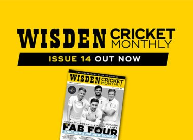 Wisden Cricket Monthly issue 14: England's hip new sound