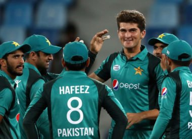 Who is Pakistan's new bowling star Shaheen Afridi?