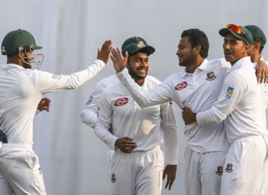 'This series has given us a lot' – Shakib Al Hasan