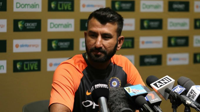 'Not worried' about poor bowling in tour game, says Pujara