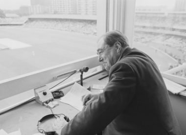 John Arlott: Commentary legend & voice of post-war peace – Almanack tribute