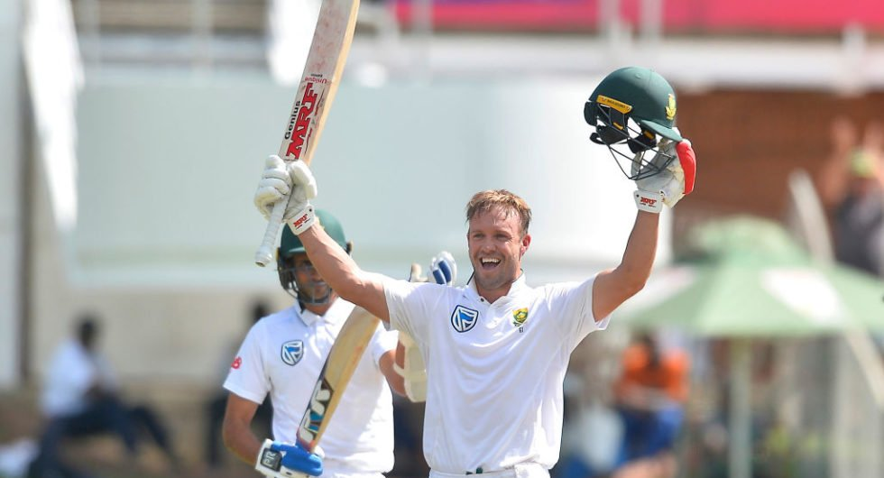 Test Innings Of The Year: No.2 – AB De Villiers Puts On One Final ...