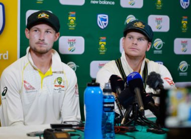 'Dave suggested to me to carry the action out on the ball' – Bancroft