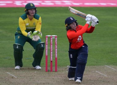 Women's innings of the year: No.5 – Tammy tees off