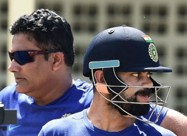 'Wanted Kumble to stay on as coach' – VVS Laxman