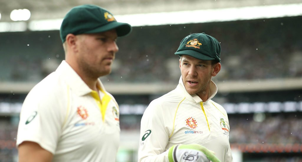 Aaron Finch was also dropped from the Test side for the Sri Lanka series