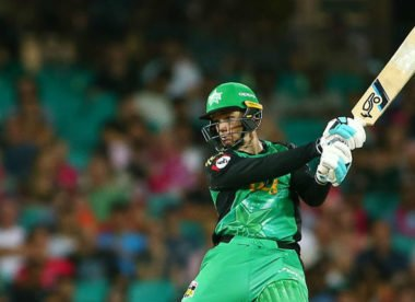 Peter Handscomb not expecting recall for Sydney Test